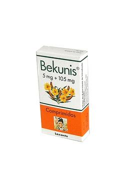 Bekunis, 105/5 mg x 20 comprimidos revestidos