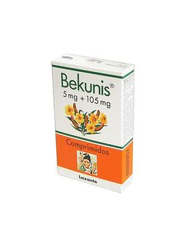 Bekunis, 105/5 mg x 40 comprimidos revestidos