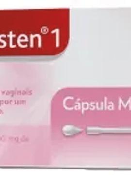 Gino-Canesten 1, 500 mg x 1 cápsula mole vaginal