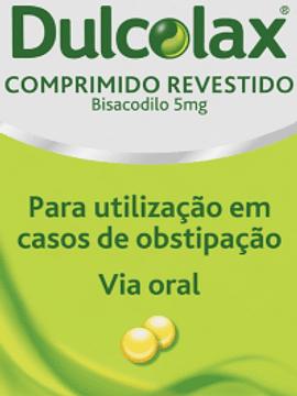 Dulcolax, 5 mg x 40 comprimidos revestidos