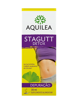 Aquilea Stagutt Detox 30ml