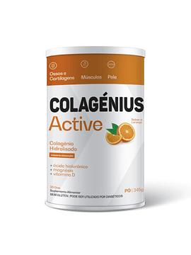 Colagénius Active Laranja Pó 345g