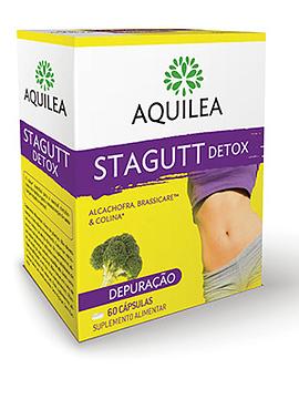 Aquilea Stagutt Plus Detox x60 Cápsulas