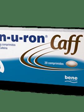 Ben-u-ron Caff, 500/65 mg x 20 comprimidos
