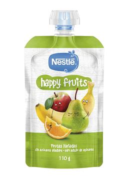 Nestlé Happy Fruits Frutas Variadas 12M+ 110g