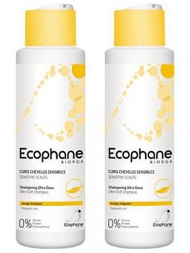 Ecophane Shampoo Ultra Suave 2x500ml