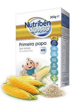 Nutribén InnovaPrimeira Papa 300g