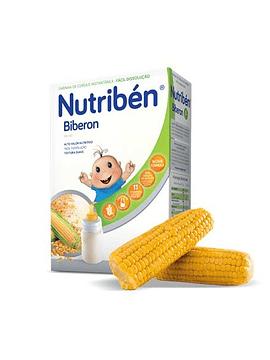 Nutribén Farinha Não Láctea Biberon s/Acucar +4M 300g