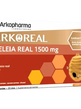 Arkopharma Arkoreal Geleia Real 20 unidades