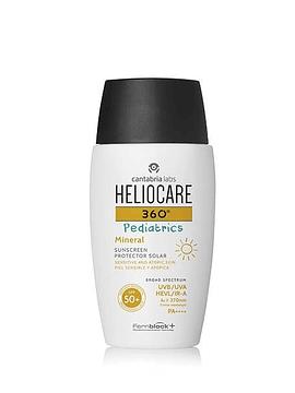 Protetor Solar Heliocare 360º Pediatrics Mineral SPF50+ 50ml