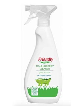 Friendly Organic Spray Detergente Brinquedos e Acessórios 500ml