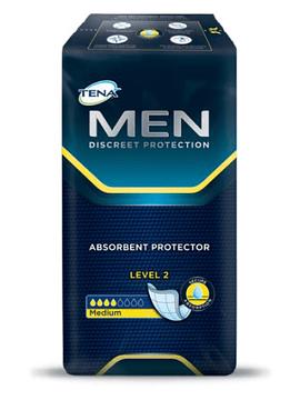 Tena Penso Absorvente Protetor Homem Level 2 x20 unidades