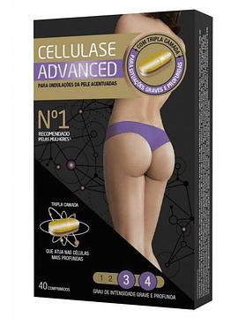Cellulase Advanced 40 Comprimidos