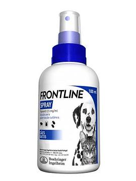 FRONTLINE Spray para Cães e Gatos 100ml