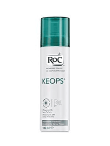 Roc Keops Desodorizante Spray Fresco 100ml