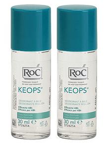 Roc Keops Desodorizante Roll-on Duo 2x30ml