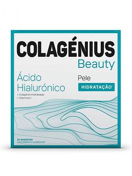 Colagénius Beauty Ácido Hialurónico x30 Saquetas