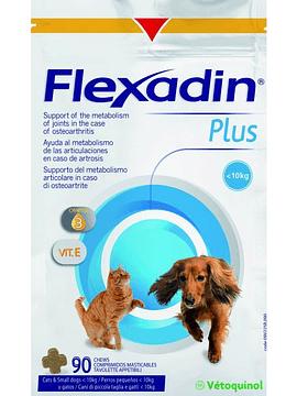 Flexadin Plus Small Dog & Cat x90 Comprimidos Mastigáveis