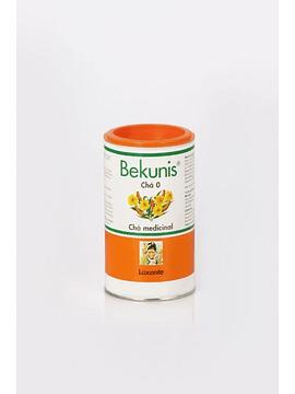 Bekunis Chá 0 (175g), 250/750 mg/g x 1 chá frasco