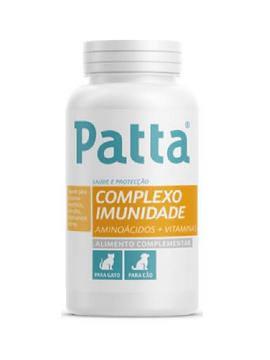 Patta Complexo Imunidade 60comprimidos