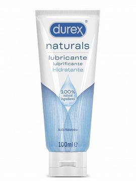 Durex Naturals Hidratante Gel Lubrif 100