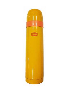 Chicco Garrafa Térmica para Líquidos Thermos Mum & Baby 500 ml- Laranja