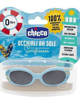 Chicco Óculos de Sol Menino Azul 0M+
