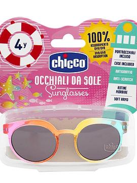 Chicco Óculos de Sol Menina Coloridos 4A+