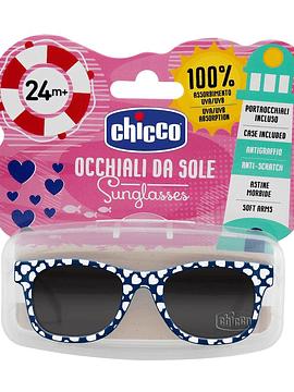 Chicco Óculos de Sol Girl Azul 24M+