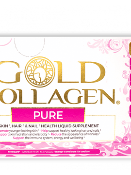 Gold Collagen Pure x10 Frascos 50ml