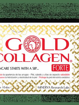Gold Collagen Forte x10 Frascos 50ml