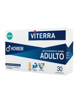 Viterra Homem x30 Comprimidos