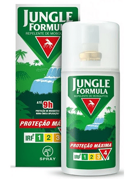 Jungle Repelente de Mosquitos Spray 75ml