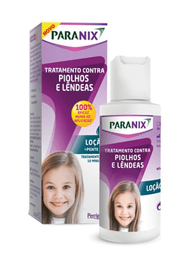 Paranix Loção Elimina Piolhos + Pente 100ml