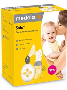 Medela Solo – Bomba tira leite elétrica simples