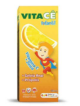 Vitacê Infantil Xarope 150ml