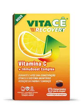 Vitacê Recovery x16 Comprimidos Chupar
