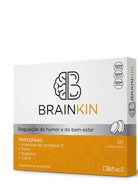 Brainkin Regulação de Humor Comprimidos 30 Unidades