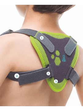 MyPrimKids Ombro Imobilizador Clavícula - MPK300