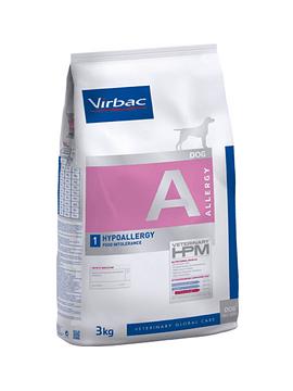 Virbac Veterinary HPM A1 Dog Hypoallergy 3kg