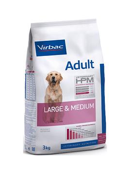 Virbac Veterinary HPM Adult Dog Large & Medium 3kg