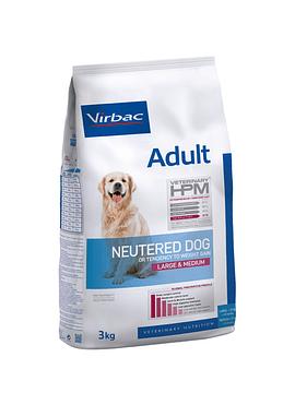 Virbac Veterinary HPM Adult Neutered Dog Large & Medium 12kg