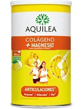 Aquilea Artinova Colagénio + Magnésio Pó 375g Limão pó oral medida