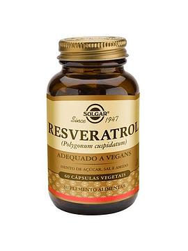 Resveratrol Solgar X 60 cápsulas