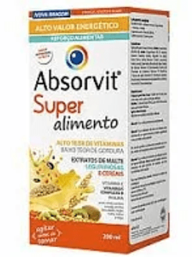 Absorvit SUPER ALIMENTO Xarope 200 Ml