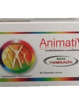 Animativ X 30 cápsulas