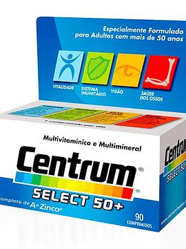 Centrum Select50+  X 90 comprimidos