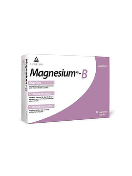 Magnesium B X30 Comprimidos