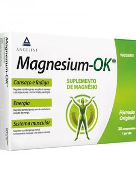 Magnesium Ok X 30 comprimidos