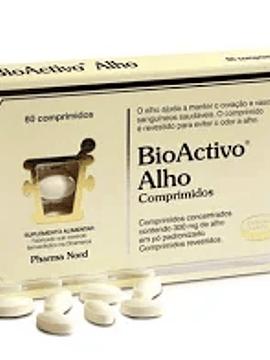 Bioactivo Alho Compx60 x 60 comp rev
